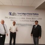 At Turo Dental College. May 2017